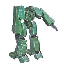 Quebra-cabeça 3D Robert brinquedo educacional
