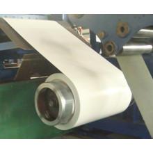 Bobine en acier galvanisé RAL9002 coloré / PPGI / Gi / PVC