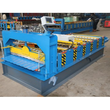 Colored Steel Wall Panel Forming Machine