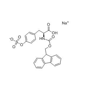 FMOC-TYR (SO3H) -OH SODIUM SALT CAS 106864-37-3