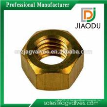 Personalizado preço de fábrica de venda quente CW614N bronze fêmea hexagonal ou porca roscada macho para tubos
