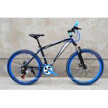 Bicicleta de montanha de alumínio de alta qualidade e baixo preço