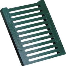 Dúctil 400 * 600 mm rejilla de alcantarillado cubierta plástica de alcantarillado zanja