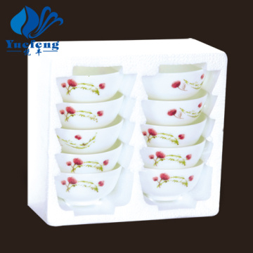 Heat Resistant Opal Glassware-10PCS Bowl Set
