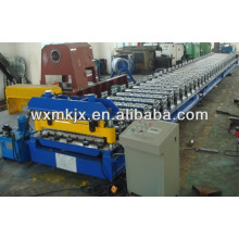Máquina formadora de placas de arco de acero coloreado