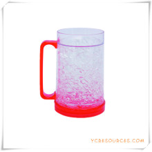 Double Wall Frosty Mug Frozen Ice Beer Mug for Promotional Gifts (HA09080)