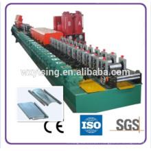 YD-000500 Galvanized Steel Aluminum PU Foam Shutter Slat Roll Forming Machine/ Shutter Slat Roll Forming Machine in Wuxi