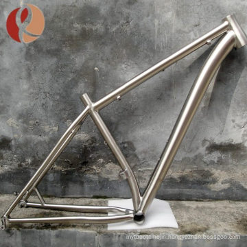 High quality titanium bmx bike frame from factory