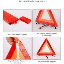 Notfall-Kit für die Straßenrandwarnung