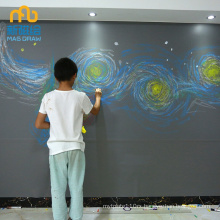 Peel And Stick Child Room Writable Wall Paper