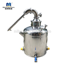 30L/50L/100L/200L Modular Reflux Alcohol Pot Distillation column