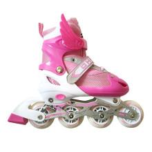 Kid Sports Pink Inline Skates