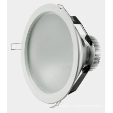 High Lumen White 20W Dimmable LED Downlights avec 140 degrés