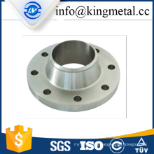"""Forged 2"""" threaded pipe flange"""