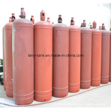 840L 1000kg Middle Pressure Fabricated Gas Cylinder for Chlorine, R134A, Ammonia, Gas
