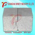 Painel de sanduíche verde pré-fabricado do cimento do Eps do baixo custo da construção dos painéis de parede para a casa