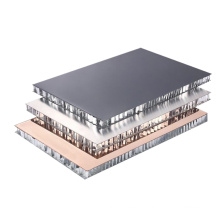 External Wall Cladding  Aluminum Honeycomb Core Sandwich