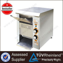 Europe Design Fast Food Industriel Convoyeur Convoyeur électrique toaster