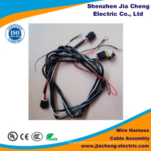 Разъем USB-C Тип сборки кабеля