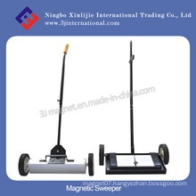 Strong Magnetic Handle Sweeper with Release