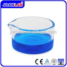 JOAN LAB Plat plat en cristallisation à fond plat avec bec verseur