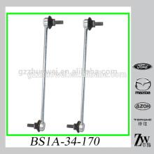 OEM original del acoplamiento del estabilizador del frente del coche de la calidad. BS1A-34-170 para Mazda 3 Salón