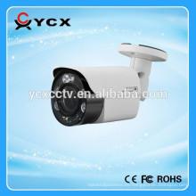 1.3MP 720P HD 4 en 1 AHD / CVI / TVI / Analog 850TVL IR impermeable Cámara CCTV de bala