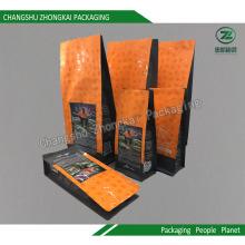Kastenbeutel Plastikverpackungsbeutel für Kaffee-Nahrung
