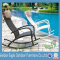 Outdoor Furniture Chaise Lounge Aluminium tube