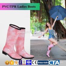 Новые модные сапоги дождя