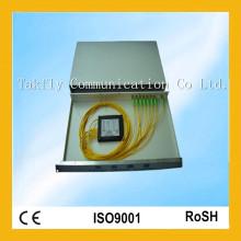 1310 ABS Rack Fibra Óptica PLC Splitter