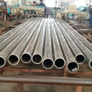 E235 seamless precision steel tube