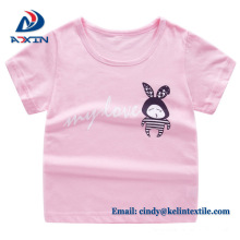Wholesale Cotton Kids T-Shirt Kids Cute Cartoon Child T-Shirt