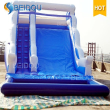 Factory Custom Outdoor Custom Cheap Gonflable Giant Adult Water Slide