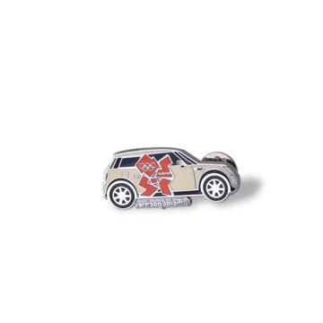 Forme de voiture épinglette, Badge personnalisé (GZHY-LP-048)