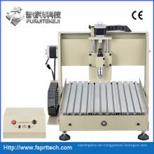 Kleine CNC-Maschine CNC-Fräsmaschine für die Marmor-Jade-Verarbeitung