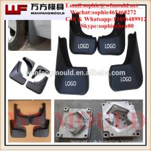 Taizhou Motorrad Kotflügelform / Zhejiang Kunststoff Einspritzmotorrad Kotflügelform Herstellung