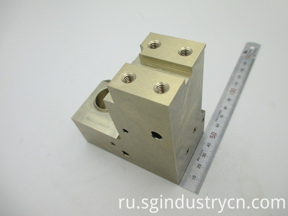 Brass Material CNC Small Parts