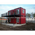 Well Looking Living Container House