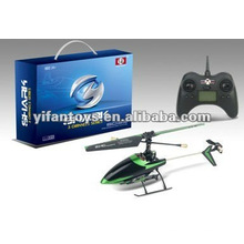 SH 6033 2.4G 3.5CH único helicóptero de hélice R / C com giroscópio