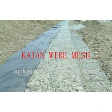 Electric galvanized stainless steel twist wire mesh
