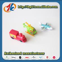 Mini jouets en plastique mignon de véhicule en plastique pour des enfants