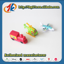 Funny Plastic Mini Cute Vehicle Toys for Kids