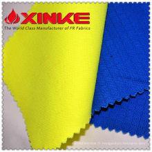 60% coton 40% polyester cvc fabric Pour les vêtements de l'industrie