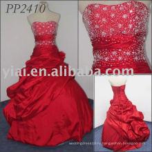 2011 бесплатная доставка высокое качество elgant последний платье 2011 PP2410