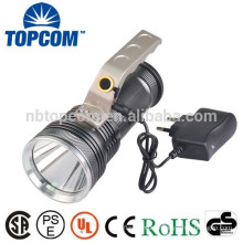 Battery Powered Strong Light LED Rechargeable Hand Torch Lantern