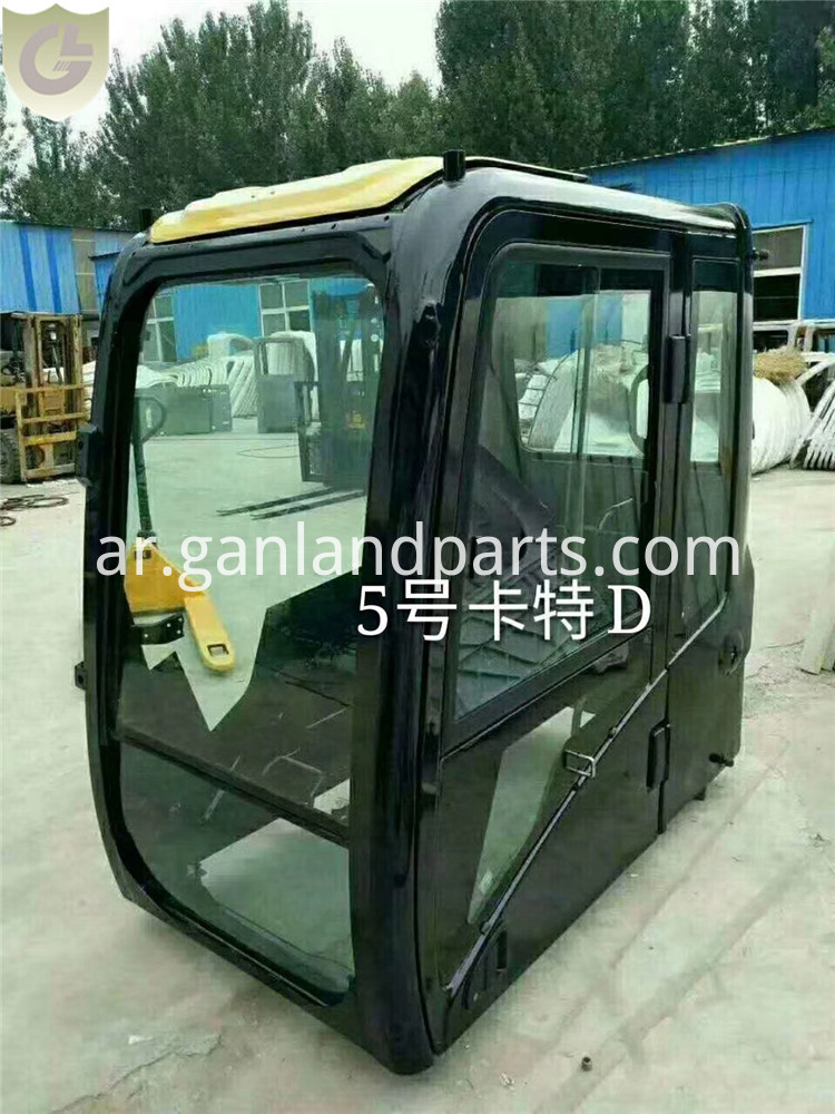 CAT Excavator Type D Cab