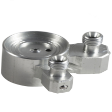 Processing Aluminum Parts Custom Precision Molds