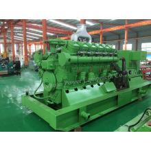 Generador de gas trifásico de la CA de 400kw / gas del horno de coque