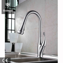 Luxurious Chrome Water Taps Kitchen Faucet for Sink